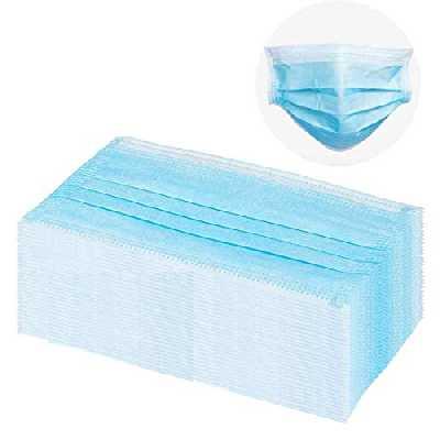 YDYL-LI Tissus Non-Tissés, Pattes Élastiques Jetables, Confortable Et Sûr, Filtres, Une Protection Efficace, Anti-Poussière, pour La Plupart des Gens