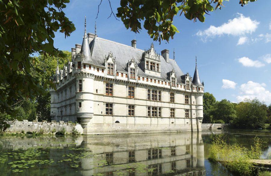 Château Azay le Rideau